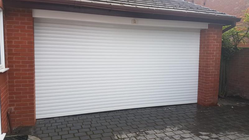 Roller Garage Doors Merseyside Roller Garage Door