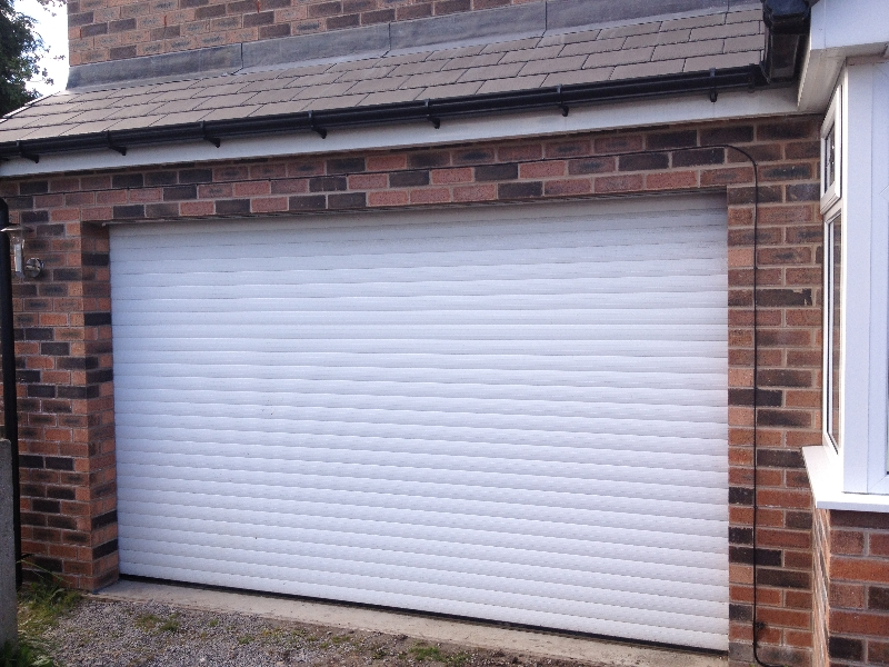 Roller Garage Doors In Bolton