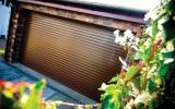 Brown Insulated Roller Garage Door 2