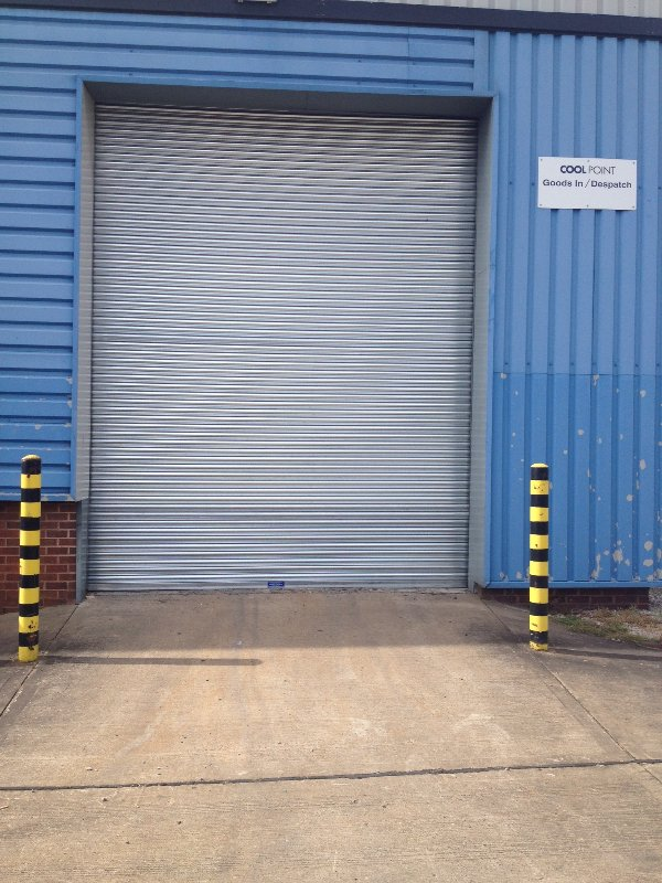 Industrial Amp Domestic Roller Shutters