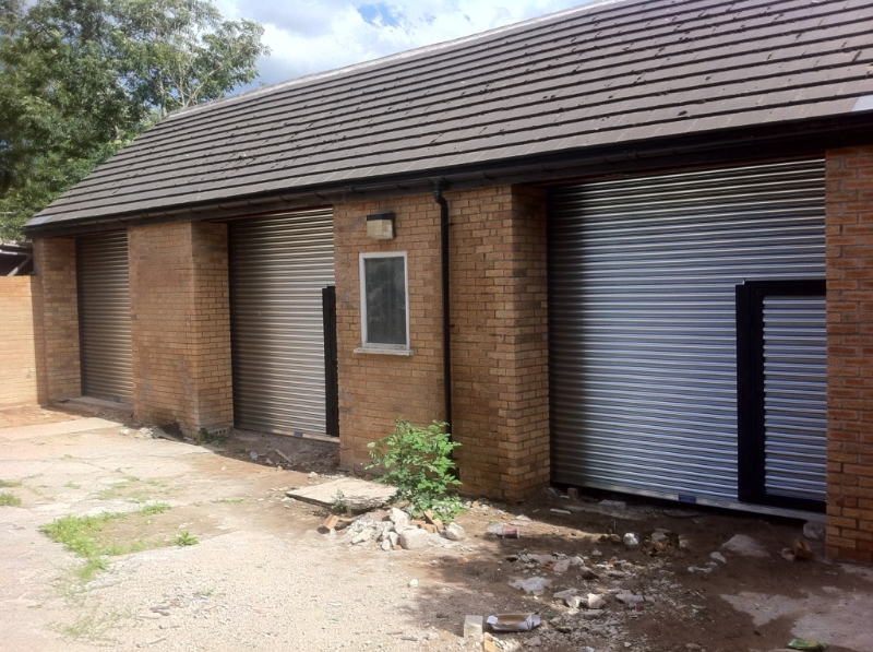 Roller Shutters Blackpool Automatic Shutter Installers