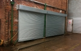 Secured After Shutter Installation