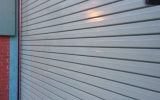 Industrial Insulated Roller Shutter
