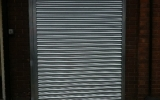 Insulated Galvanised Steel Roller Shutter Door