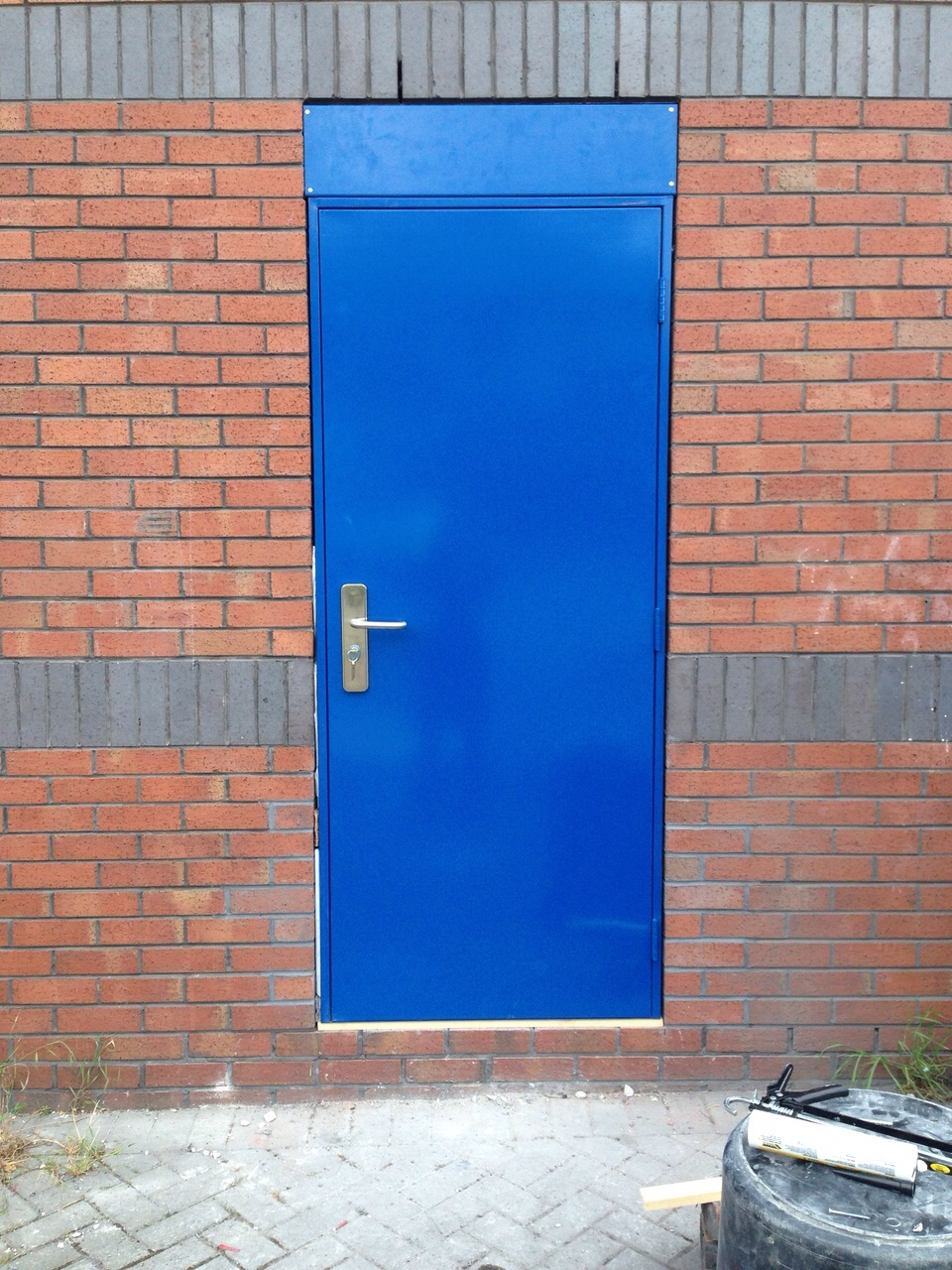 Steel security doors milnthorpe door installers