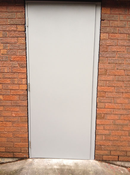 Steel security doors cheshire door installers
