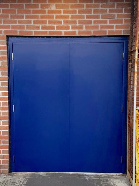 Steel security doors north west door installers