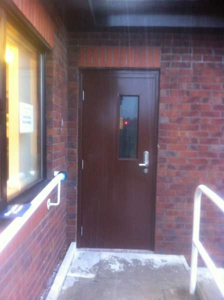 Steel security doors bolton door installers