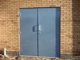 Steel Security Doors North West Security Door Installers