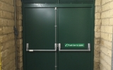 steel-security-doors-green