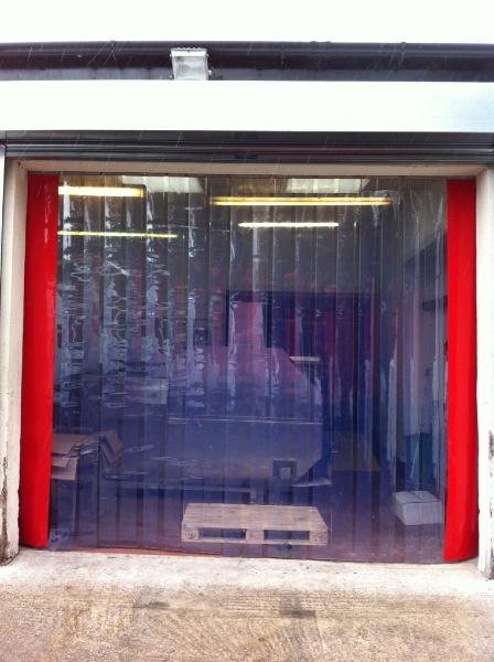 Upvc Strip Curtains