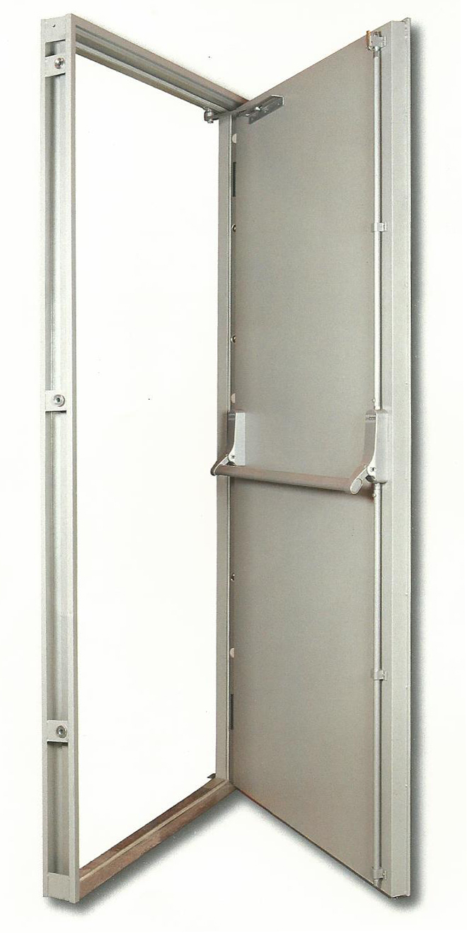 Steel Security Doors Amp Fire Escapes