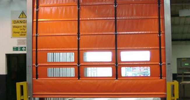 Industrial Rapid Roll Doors